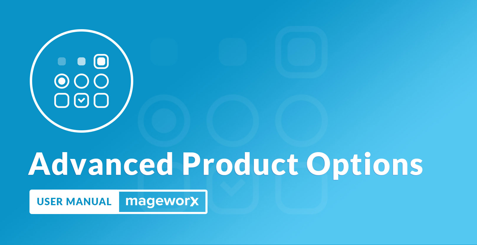 Advanced Product Options Cover