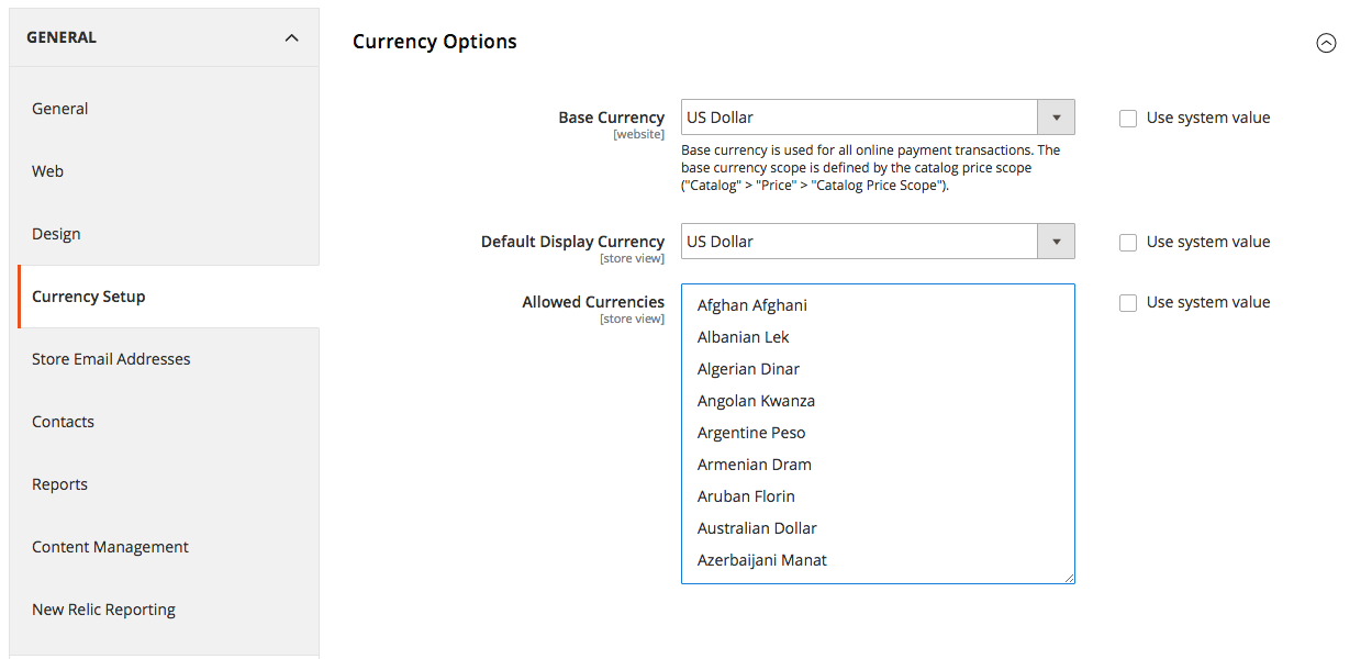 Magento 2 Store And Currency Auto Switcher Guide Mageworx