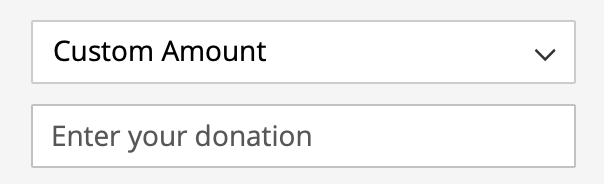 Mageworx Donations Settings