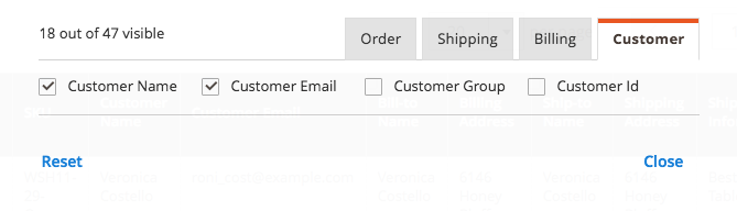 Magento 2 Order Management Sales-Orders Grid