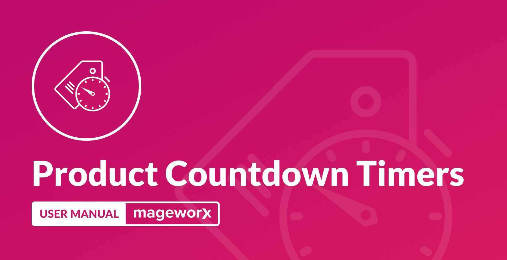 Product Countdown Timers