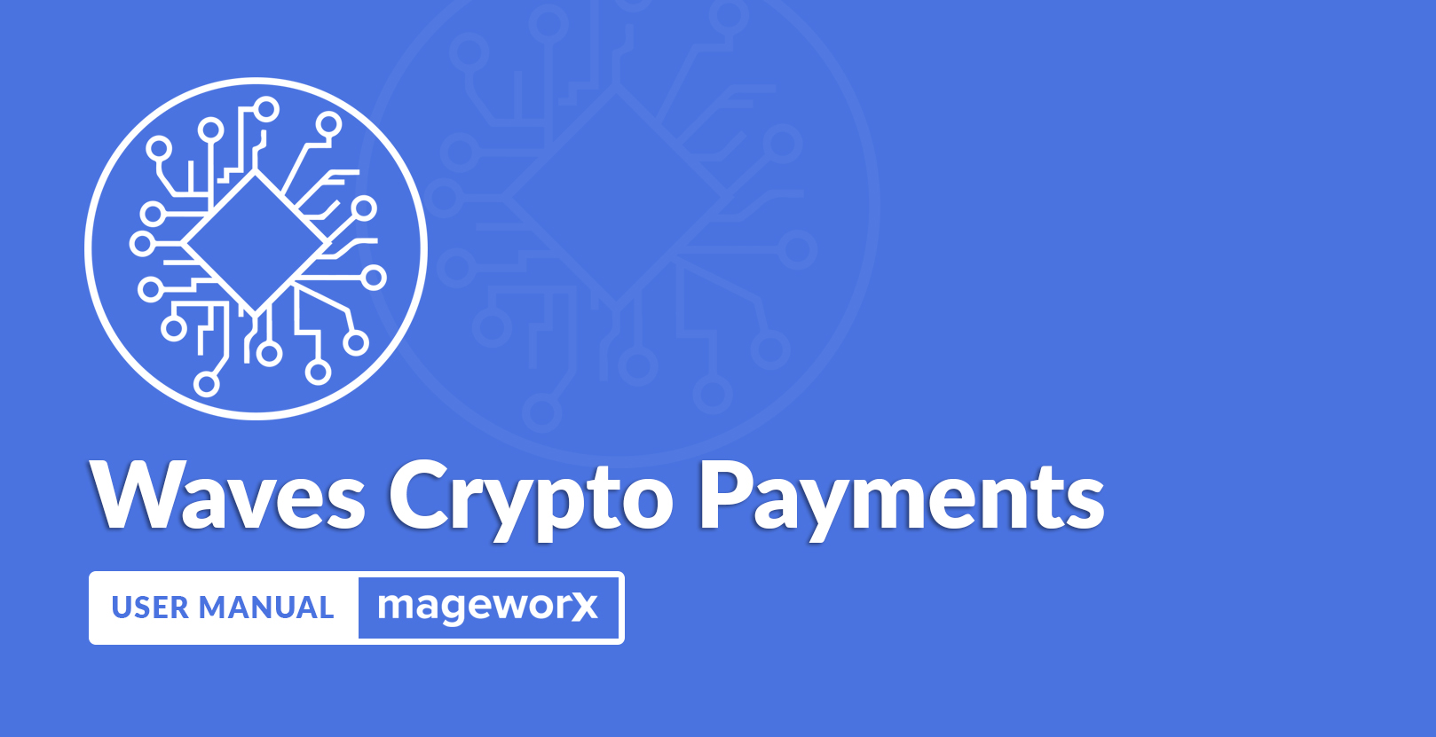 WAVES Crypto Payments Cover